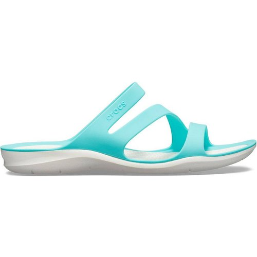 Sandales SWIFTWATER POOL WHITE WOMEN - Crocs - Modalova