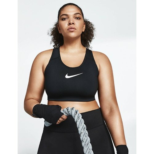 Brassière sport Swoosh maintien sup - Nike - Modalova