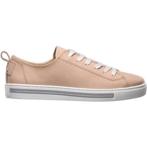 Sneakers en cuir AISSA - Salamander - Modalova