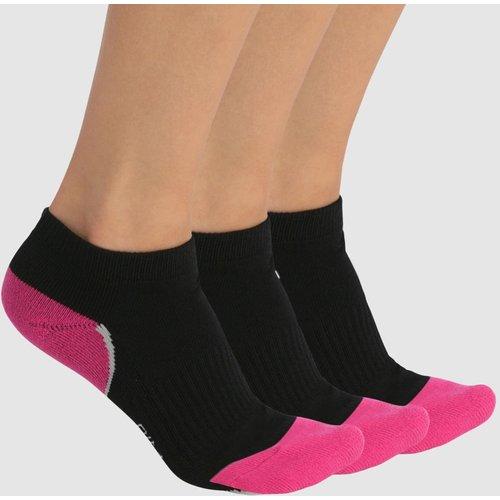 Lot de 3 paires de socquettes de sport - DIM SPORT - Modalova