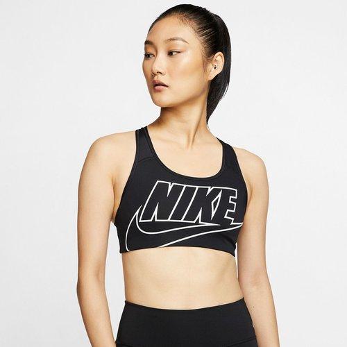 Brassière Swoosh Futura maintien normal - Nike - Modalova