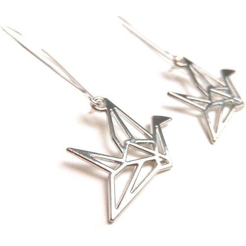 Boucles origami grues japonaises é - JUL&FIL - Modalova