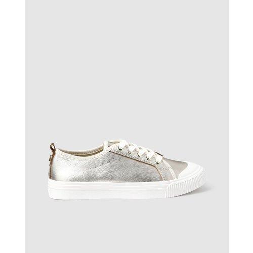 Chaussures casual à lacets en toile e - ZENDRA - Modalova