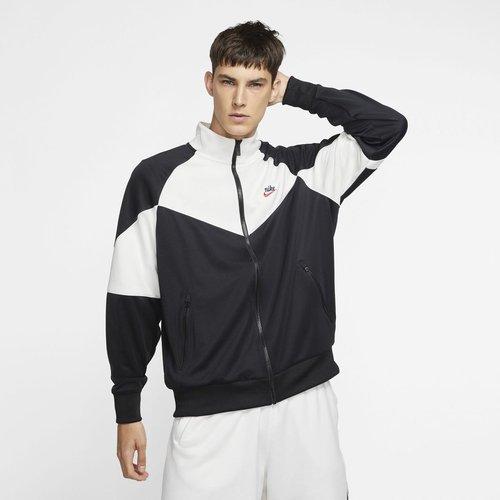 Veste zippée col montant polyknit - Nike - Modalova