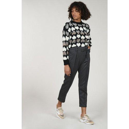 Pantalon taille haute - MOLLY BRACKEN - Modalova