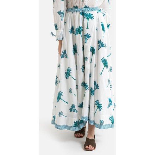 Jupe longue imprimée PALMY - Antik batik - Modalova