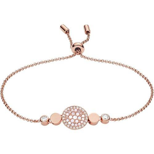 Bracelet Acier VINTAGE GLITZ - Fossil - Modalova
