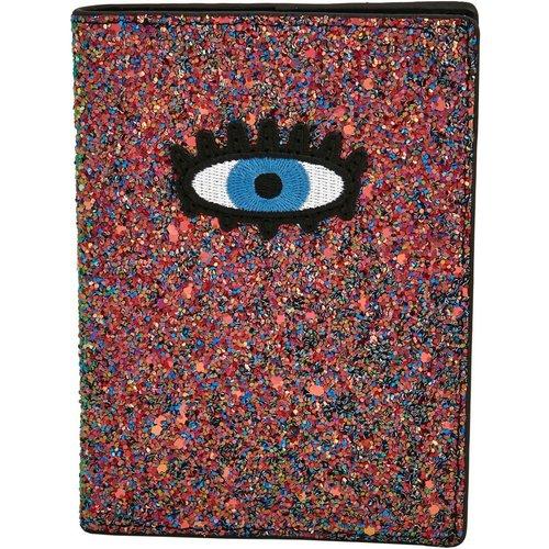 Porte Passeport Shimmer Eyes - BONS BAISERS DE PANAME - Modalova
