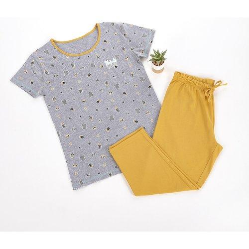 Pyjama corsaire Joy - MELISSA BROWN - Modalova