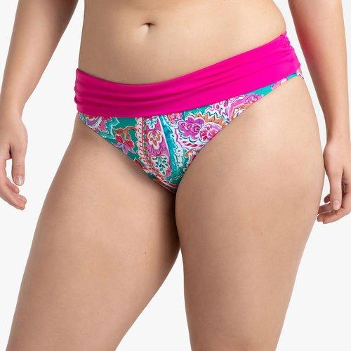 Bas de maillot de bain culotte effet ventre plat - CASTALUNA - Modalova