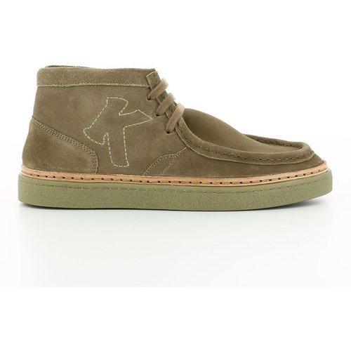 Sneakers haute Cuir Stolla - Kickers - Modalova