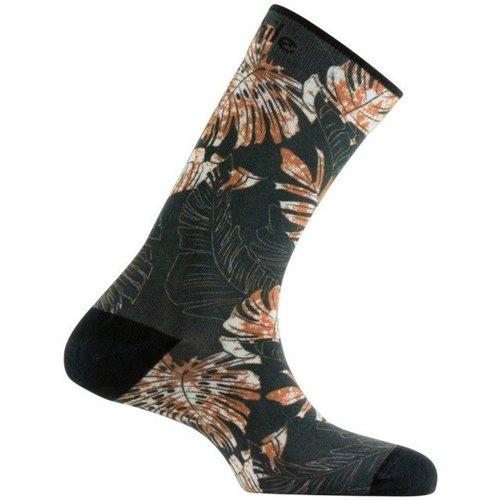 Chaussettes imprimées Végétal , femme et enfant - ACHILE - Modalova
