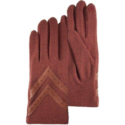 Gants en laine compatibles écrans tactiles - Isotoner - Modalova
