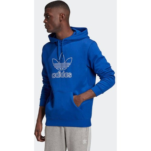 Sweat-shirt à capuche Outline Trefoil Logo - adidas Originals - Modalova
