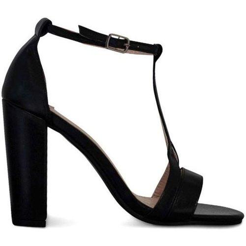 Sandales à talon large - KEBELLO - Modalova