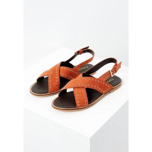 Sandales plates - CAMAIEU - Modalova