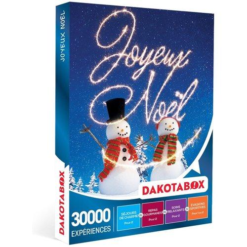 Joyeux Noël - Coffret Cadeau Multi-Activités - DAKOTABOX - Modalova