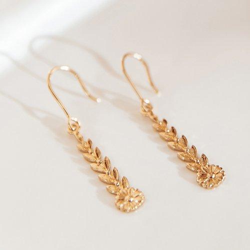 Boucles d'oreilles pendentifs - BALZAC PARIS X LA REDOUTE COLLECTIONS - Modalova