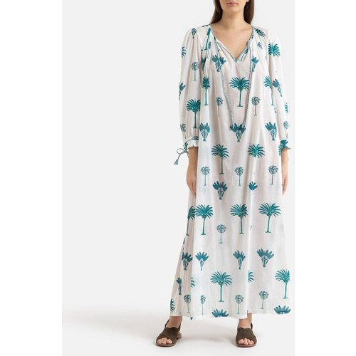 Robe longue ample imprimée - Antik batik - Modalova