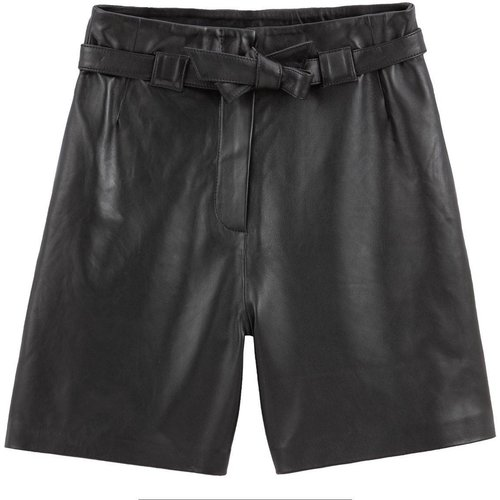 Short large en cuir - VANESSA SEWARD X LA REDOUTE COLLECTIONS - Modalova