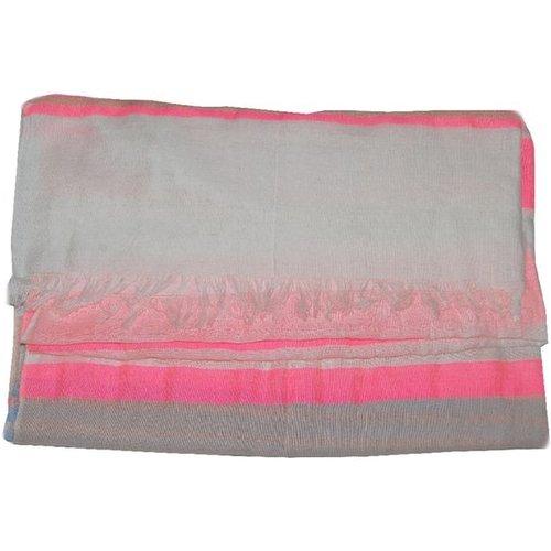 Echarpe en coton rayures multicolores - Parcmetre - DERHY - Modalova