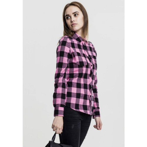 Chemise à carreaux - URBAN CLASSICS - Modalova