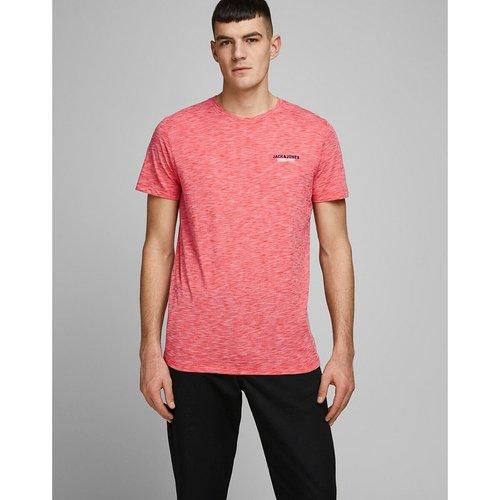 T-shirt col rond Jcoscaling - jack & jones - Modalova