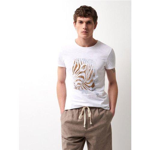 T-shirt manches courtes - DEVRED - Modalova