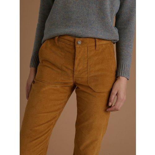Pantalon cargo velours - CYRILLUS - Modalova