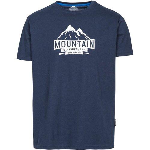 T-shirt manches courtes PEAKED - Trespass - Modalova