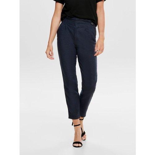 Pantalon Taille haute lin - JACQUELINE DE YONG - Modalova