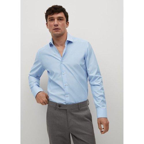 Chemise costume slim-fit coton - mango man - Modalova
