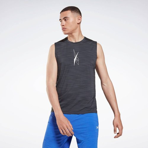 T-shirt sans manches Workout Ready Activchill - REEBOK SPORT - Modalova
