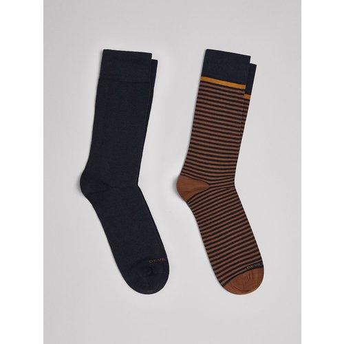 Chaussettes à rayures - DEVRED - Modalova
