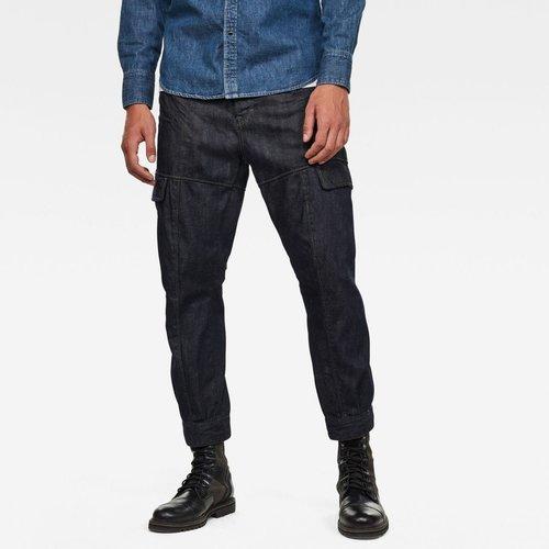 Worker Pantalon Fuselé Taille Moyenne - G-Star Raw - Modalova