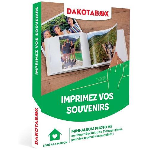 Imprimez vos souvenirs - Coffret Cadeau Multi-Activités - DAKOTABOX - Modalova