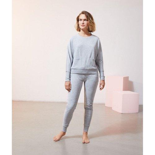 T-shirt de pyjama manches longues DEMSEY - ETAM - Modalova