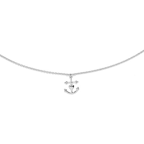 Collier argent croix de Camargue - AGNES DE VERNEUIL - Modalova