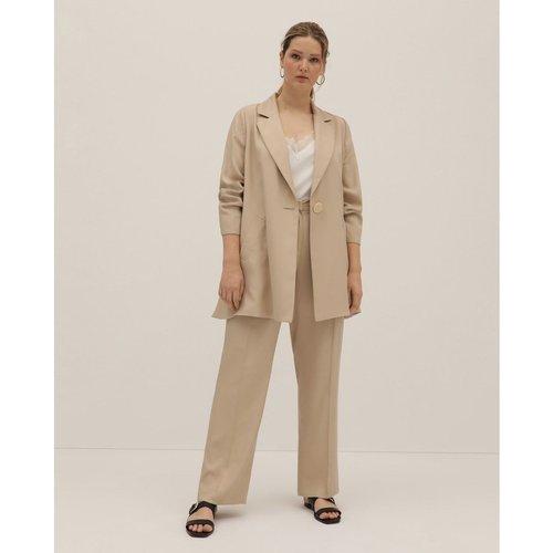 Pantalon droit Collection sable - COUCHEL - Modalova