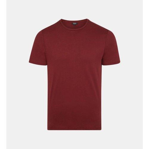 T-shirt Sishma Droit Coton Biologique - GALERIES LAFAYETTE - Modalova