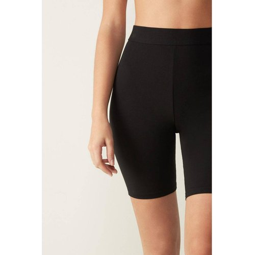 Short cycliste en coton naturel - INTIMISSIMI - Modalova