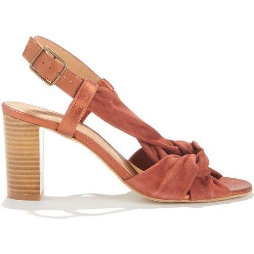 Sandales à talon MAAB - SESSUN - Modalova