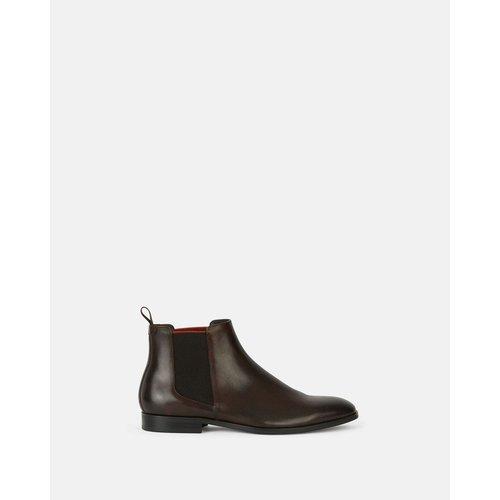 Boots ville cuir ILIESS - MINELLI - Modalova
