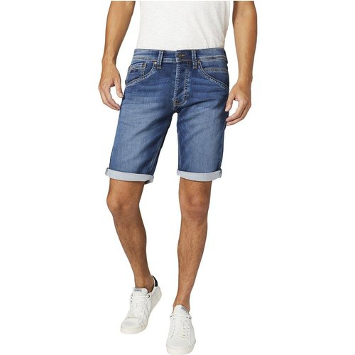 Bermuda en jean stretch, Track - Pepe Jeans - Modalova