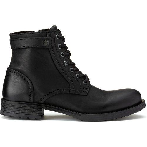 Boots cuir Angus - jack & jones - Modalova