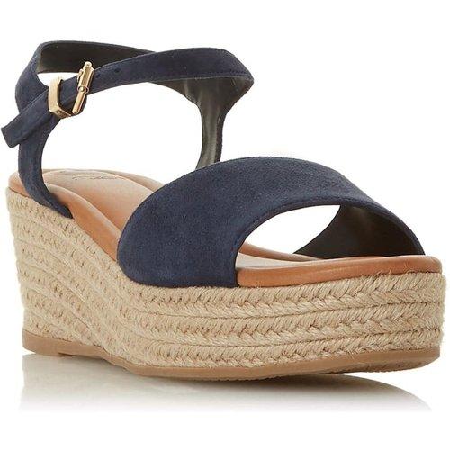 Sandales à plateformes style espadrilles - KADI - DUNE LONDON - Modalova