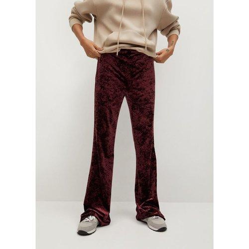 Pantalon velours évasé - Mango - Modalova