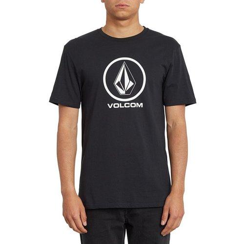 T-Shirt col rond CRISP STONE - Volcom - Modalova