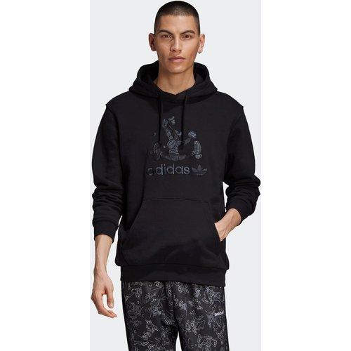 Sweat-shirt à capuche Goofy - adidas Originals - Modalova