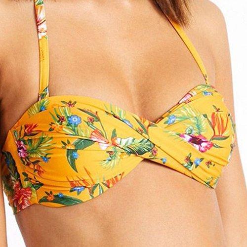 Haut de bikini Bandeau BORO AROHA - banana moon - Modalova